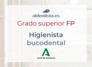 FP Higienista Bucodental Sevilla