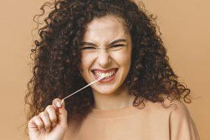 Cuidados especiales de las carillas dentales